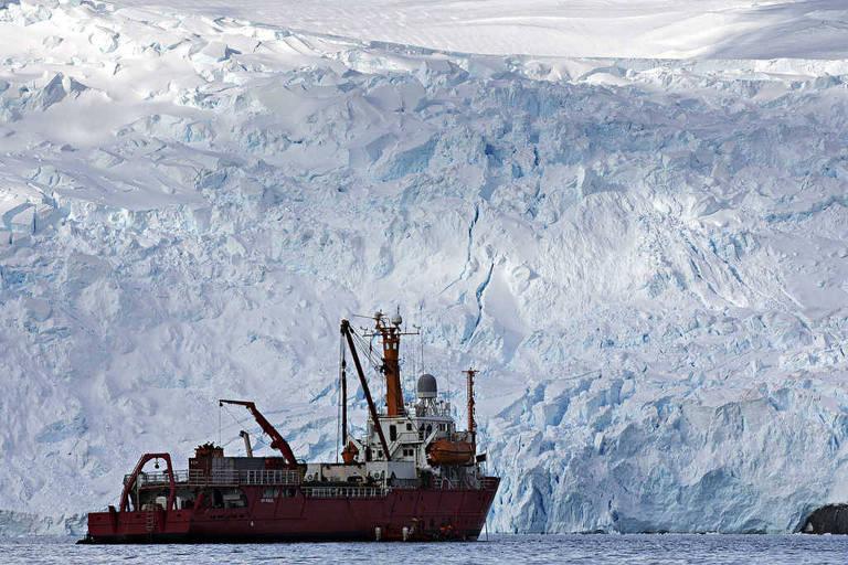 Falta de verba ameaça a pesquisa brasileira na Antártida