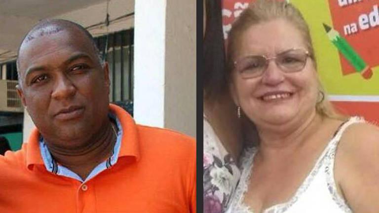 Os dois servidores foram mortos a tiros durante roubos na Baixada Fluminense