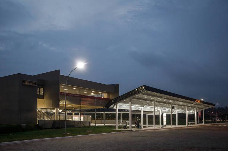Estação Aeroporto-Guarulhos da CPTM