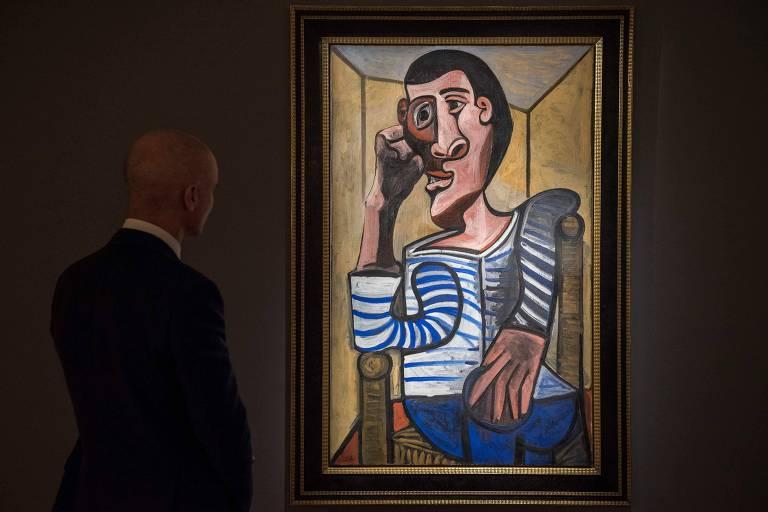 'O Marinheiro', de Pablo Picasso