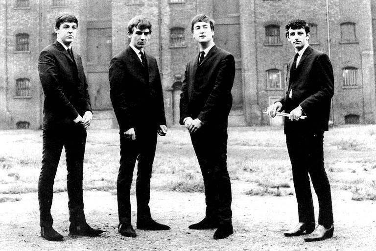 Em 1964, Beatles apareceram pela primeira vez na Folha como 'donos do sucesso'