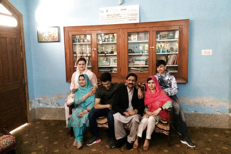 Viagem de Malala ao Paquistão