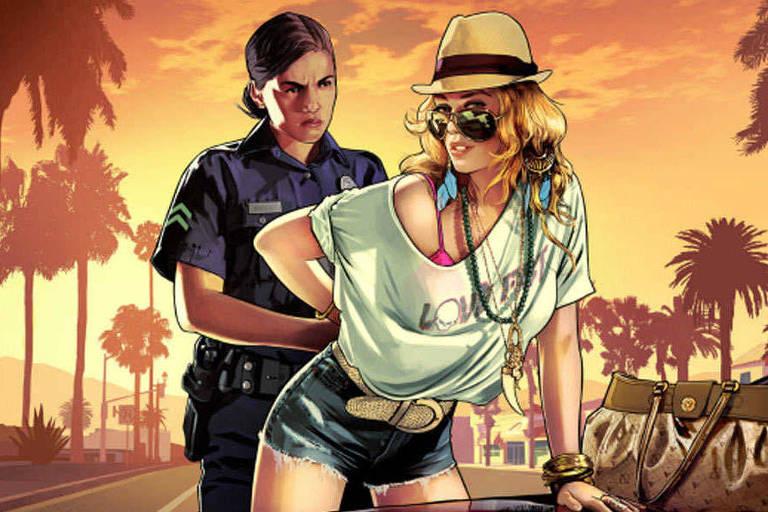 Personagens do jogo Grand Theft Auto V