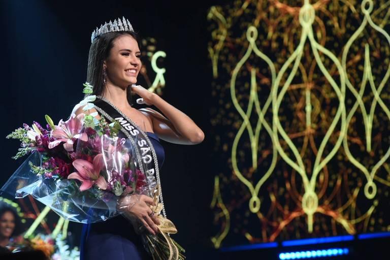 Paula Palhares é eleita a nova Miss São Paulo BE Emotion 2018