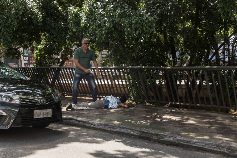 Sargento aposentado da PM rende homem após furto na região da av. Paulista