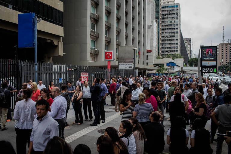 SP e DF sentem reflexo de tremor na Bolívia