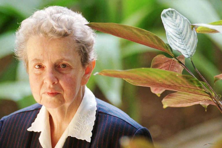 A pesquisadora Ruth Nussenzweig, da Universidade de Nova York, que morreu aos 89 anos