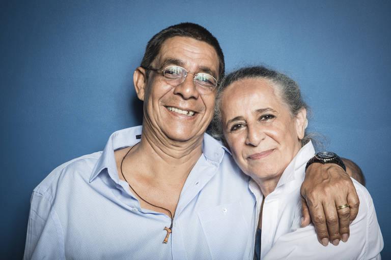 Zeca Pagodinho e Maria Bethânia