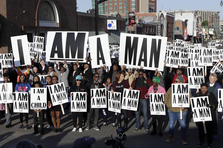 Marchas, discursose premiações marcam dia de Martin Luther King nos EUA