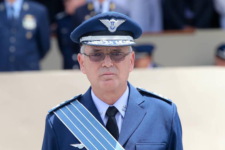 Nivaldo Luís Rossato, comandante da Aeronáutica