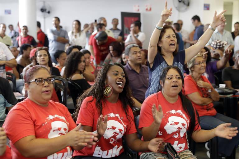 Do STF às ruas - O dia do julgamento do habeas corpus de Lula pelo Brasil