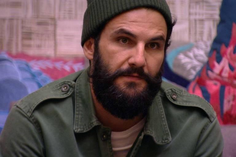 Wagner é o décimo eliminado do BBB 18 (Globo)