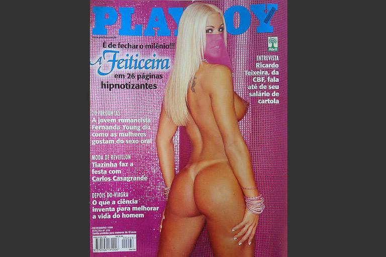 Playboy não circulará mais em bancas no Brasil