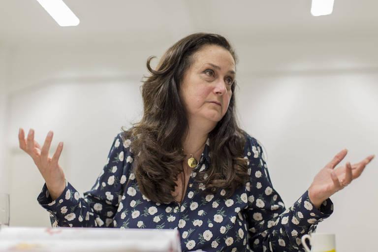 Heloisa Proença, secretária municipal de Urbanismo e Licenciamento, em foto de 2017
