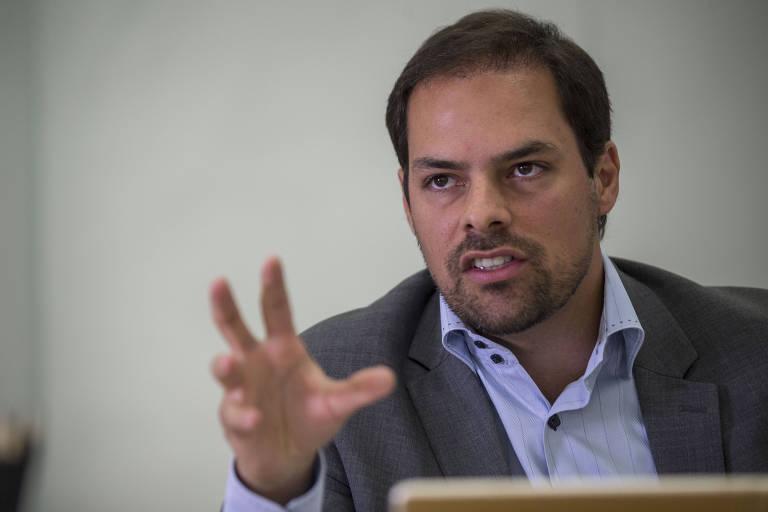 Secretário especial de Desburocratização, Gestão e Governo Digital do Ministério da Economia, Paulo Uebel