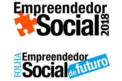 Logo Empreendedor Social e Empreendedor Social de Futuro