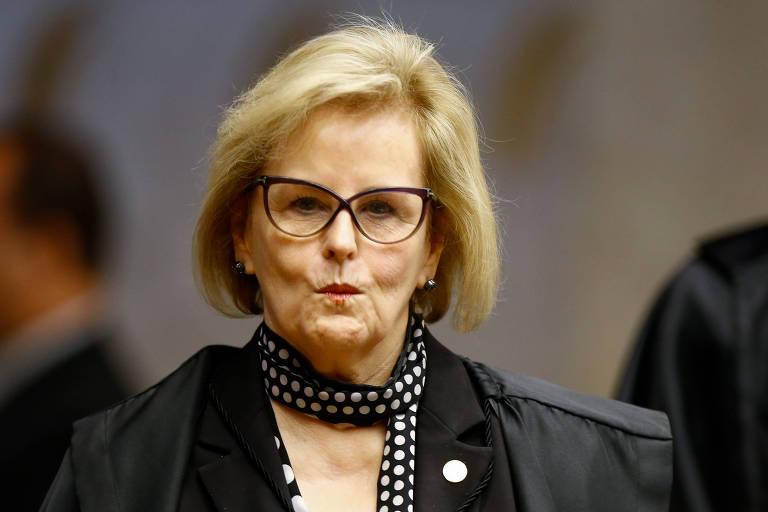 Rosa Weber, do STF, vota por negar habeas corpus a Lula