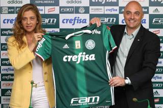 Leila Pereira mostra força e aprova mudança estatutária no Palmeiras