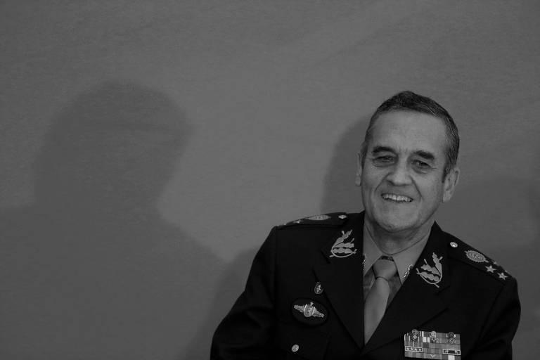 O comandante do Exército, general Eduardo Villas Bôas