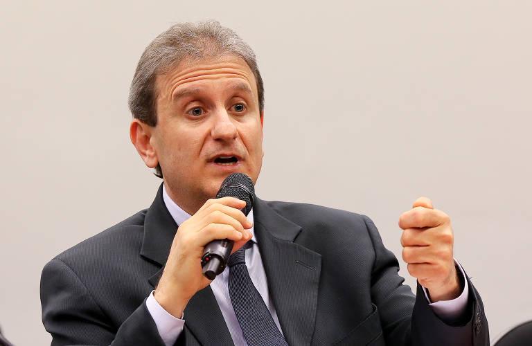 Alberto Youssef depõe na CPI dos Fundos de Pensão