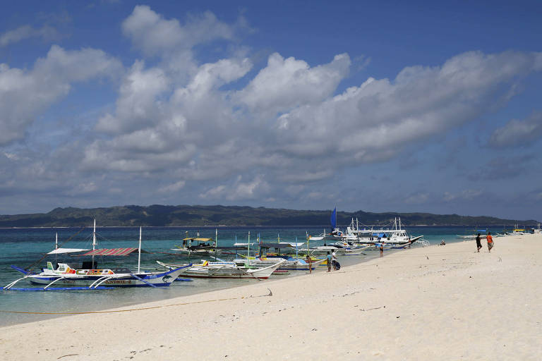 Ilha de Boracay
