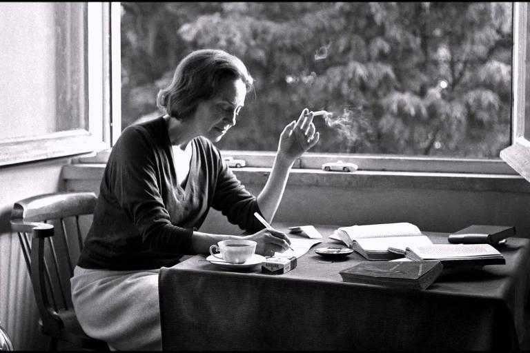 A poeta Sophia de Mello Breyner Andresen