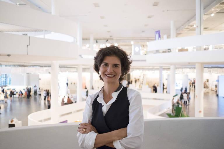 Fernanda Feitosa, idealizadora da SP-Arte
