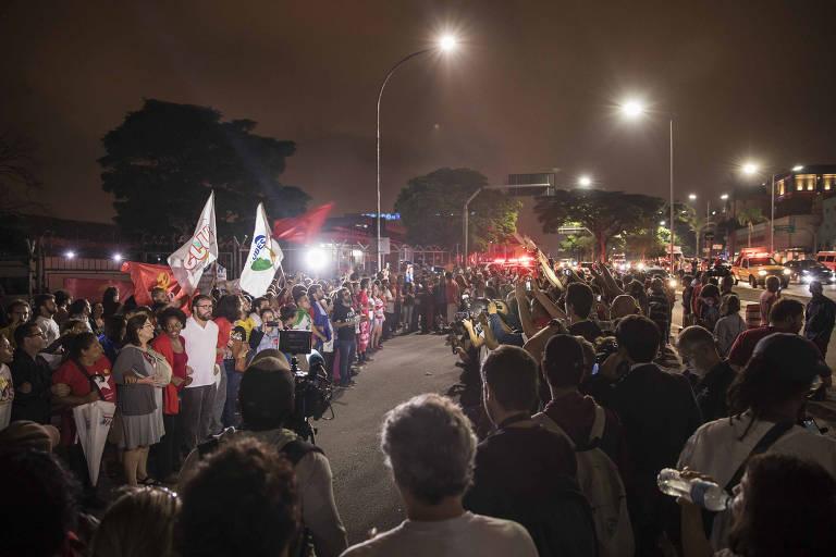 <strong>A prisão de Lula</strong>