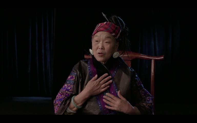 """Cena de """"Canções em Pequim"""", de Milena de Moura Barba (É Tudo Verdade 2018)"""