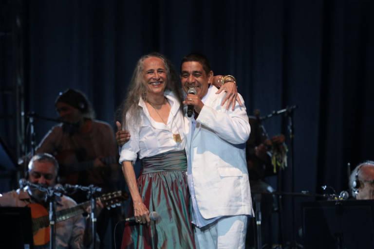 Maria Bethânia e Zeca Pagodinho