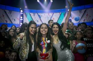 Do time de Simone e Simaria, Eduarda Brasil vence The Voice Kids