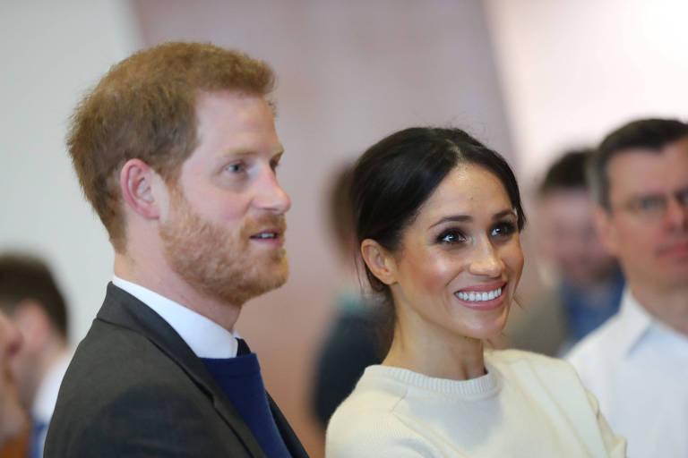 Príncipe Harry e Meghan Markle se casam no dia 19 de maio