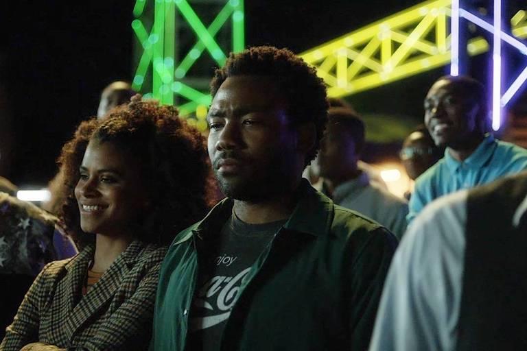 Cena de 'Atlanta', série da FX