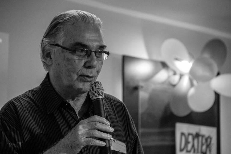 O diretor-executivo da ONG Viva Rio, o antropólogo Rubem César Fernandes