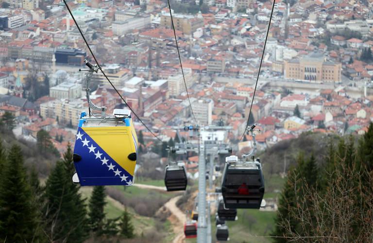 Bondinho de Sarajevo