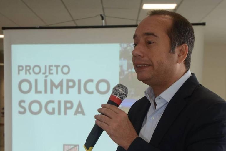Leandro Cruz Fróes da Silva, novo ministro do Esporte
