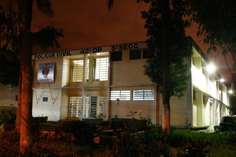 42º DP, de Parque São Lucas, na zona leste de São Paulo