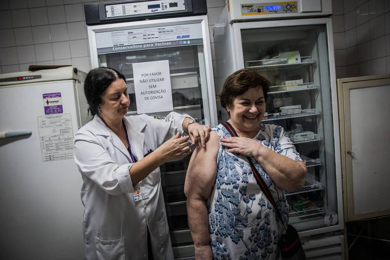 Vacina contra gripe