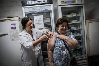 Dia D contra a gripe deixa postos abertos neste sábado para vacinação