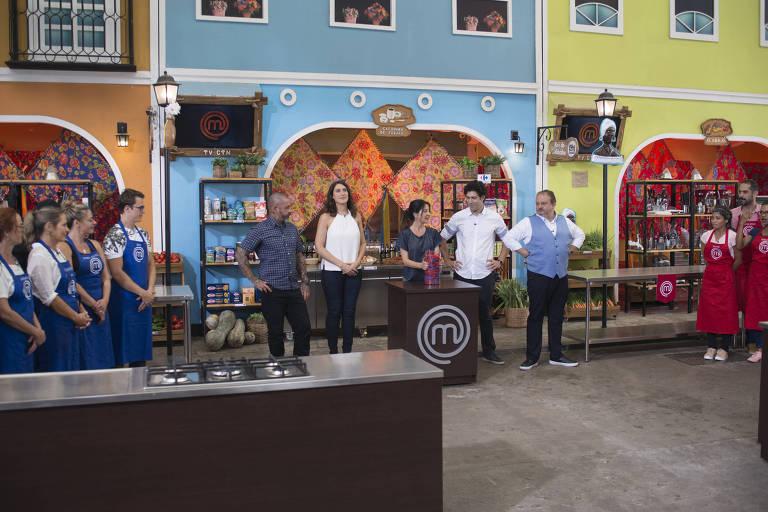 Participantes do MasterChef enfrentam maior prova da história: cozinhar para 330 pessoas