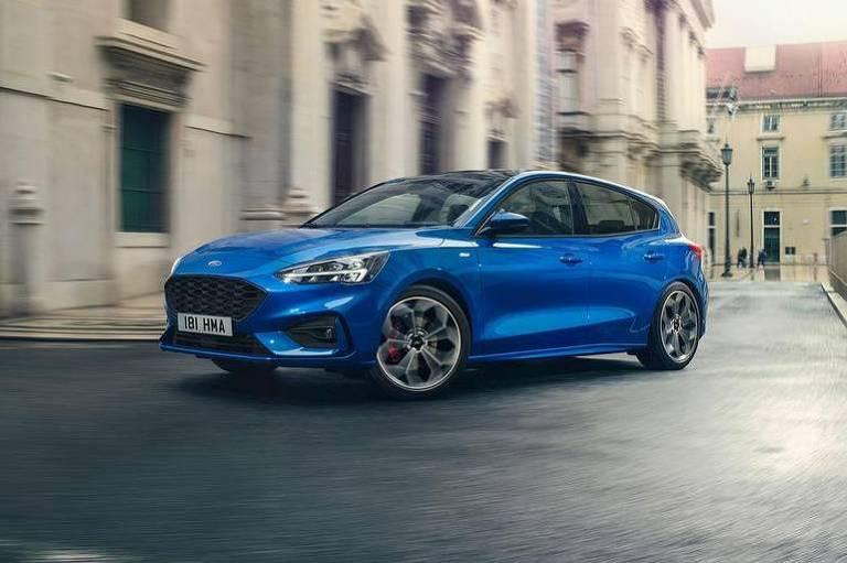 Nova geração do Ford Focus
