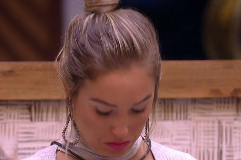 Jéssica é a 12ª eliminada do BBB 18 (Globo)
