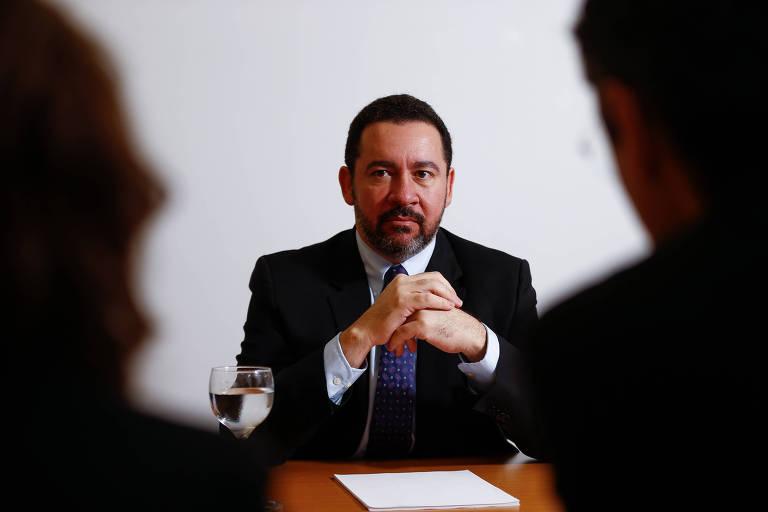 Dyogo Oliveira, que assumiu a presidência do BNDES