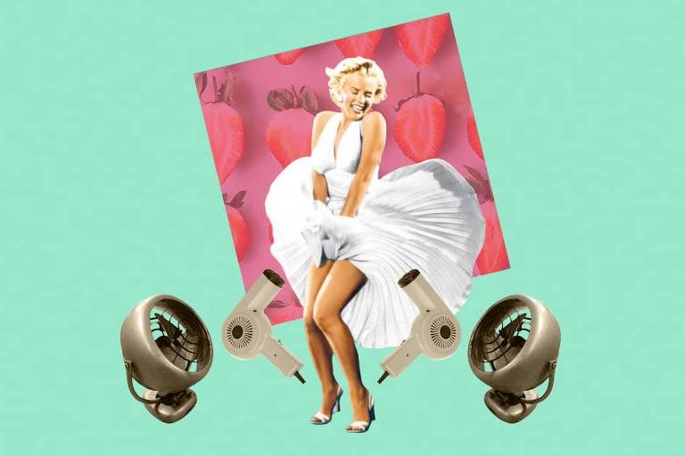 Secar as genitálias com o secador virou mais um 'modismo' da Internet