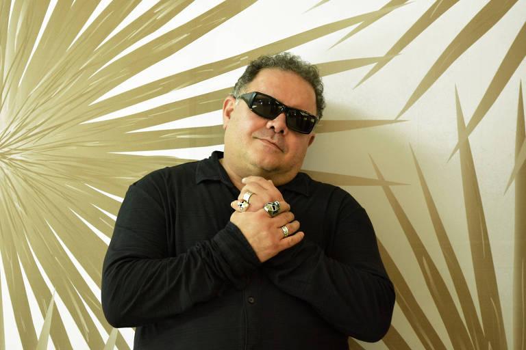 O cantor Leo Jaime