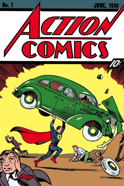 Super-Homem ao longo do tempo