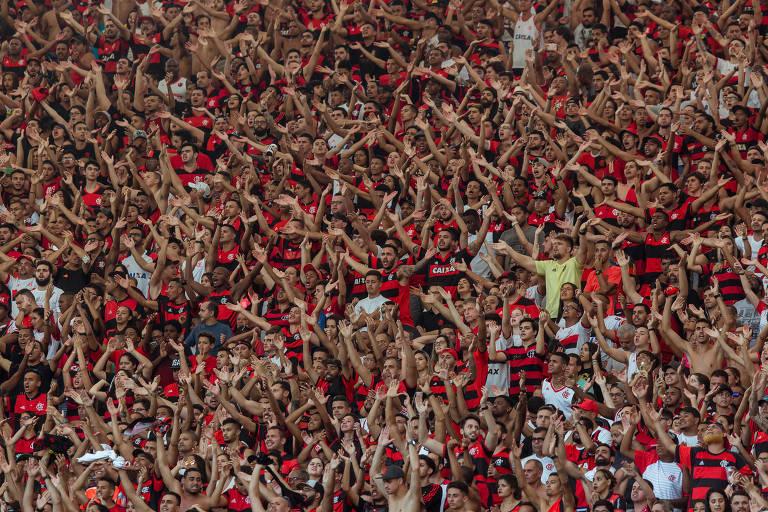 Com o Maracanã, Flamengo tem a melhor média de público do Campeonato Brasileiro