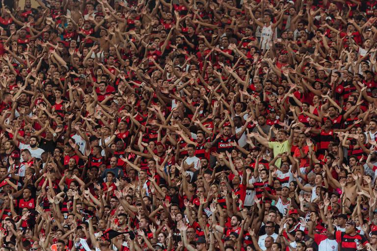 Nordeste e Norte dão liderança ao Flamengo em pesquisa Datafolha