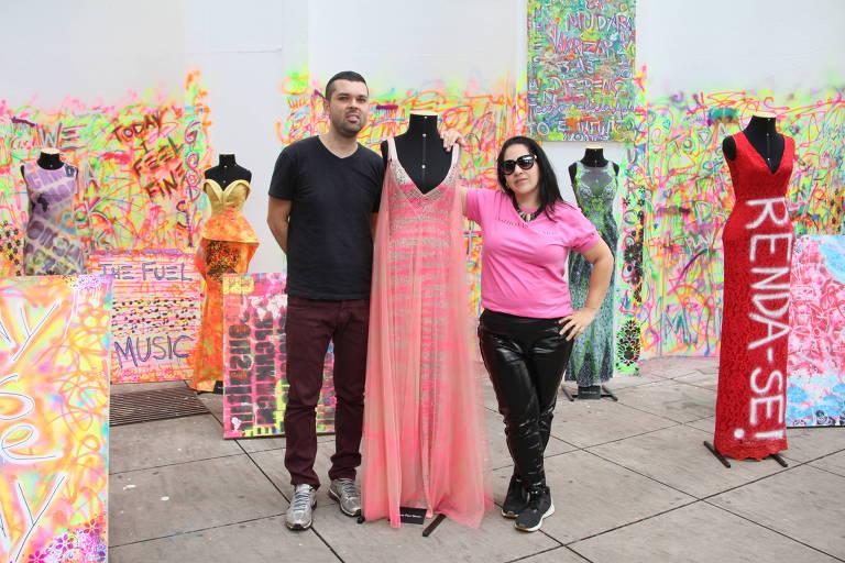 Marcas apresentam suas coleções no Fashion Meeting