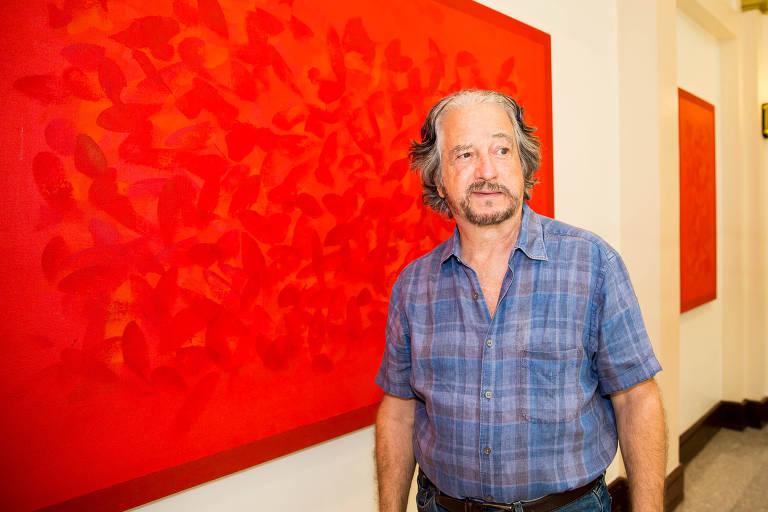 Abertura da exposição individual de Claudio Tozzi
